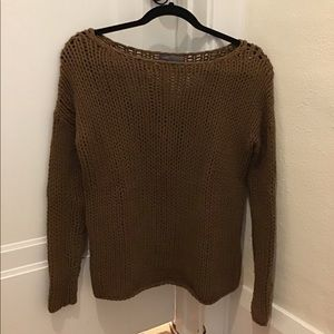 Brown Vince sweater